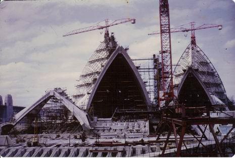 Deaths Building Sydney Opera House